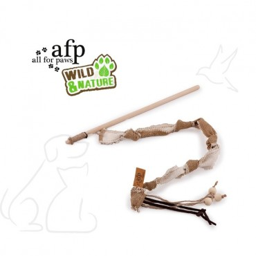 ALL FOR PAWS WILD & NATURE WISPY WAND