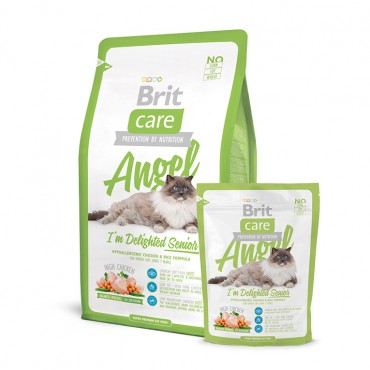 BRIT CARE ANGEL SENIOR CAT