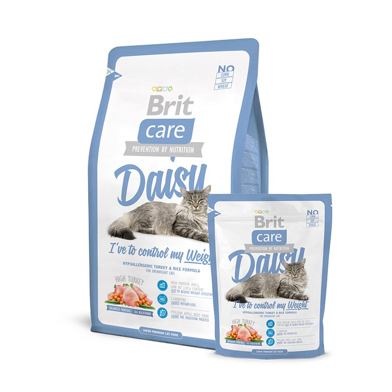 BRIT CARE DAISY WEIGHT CONTROL CAT