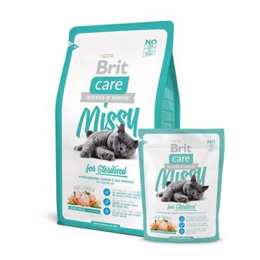 BRIT CARE MISSY CAT STERILISED