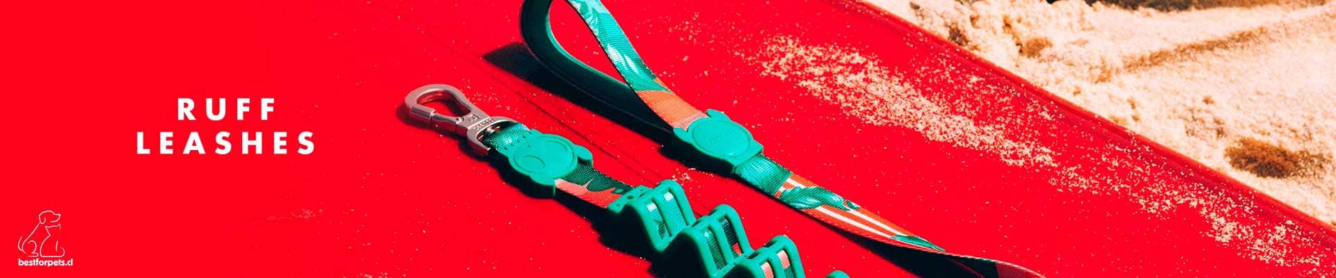 Zee.Dog Absorbent Dog Leashes para perros