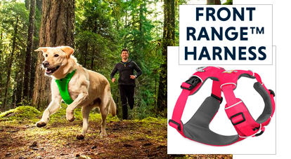 Tabla de medidas Ruffwear Front Range™ Harness | Best for Pets