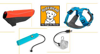 Conozca más sobre la filosofía y el diseño de los accesorios para perros Ruffwear. De venta en Best for Pets.