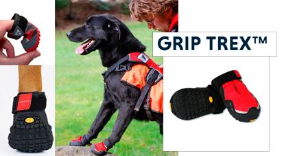Guía de tallas y uso de Ruffwear GRIP TREX™ Boots | Best for Pets