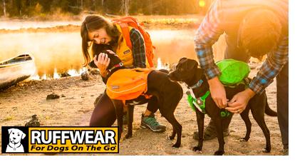 Conozca cómo medir y usar los accesorios Ruffwear para perros. De venta en Best for Pets.